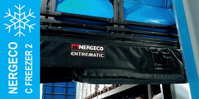 Холодильные ворота - NERGECO C FREEZER 2