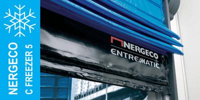 Холодильные ворота - NERGECO C FREEZER 5